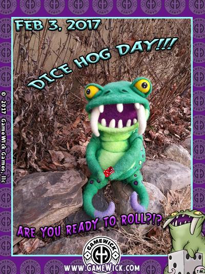 2017-Dice-Hog-Day